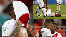 El lamento de Guerrero y Cueva tras la derrota ante Dinamarca