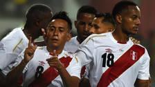 La columna vertebral de la Selección Peruana en Rusia 2018