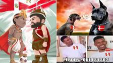 Perú vs. Dinamarca | Selección Peruana en la mira de los memes previo al duelo ante Dinamarca
