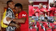 20 fotos que reflejan la unidad en la Selección Peruana en Rusia 2018