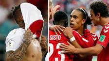 10 imágenes de la derrota de la Selección Peruana en Rusia 2018