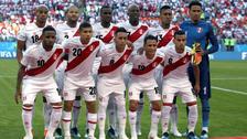 La histórica foto de la Selección Peruana en su vuelta al Mundial tras 36 años