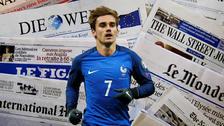 Así reaccionó la prensa mundial tras el triunfo de Francia ante Australia