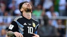 Lionel Messi falló su primer penal en el Mundial Rusia 2018