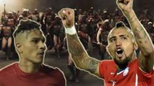 ¿Arturo Vidal se burló de la Selección Peruana?