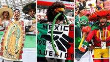 ¡Lindo y bonito! México fue local en su debut ante Alemania