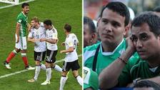 El día que la Selección de Alemania goleó a México en un Mundial