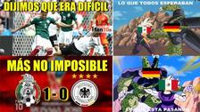 México es protagonista de los memes tras derrotar a Alemania