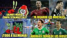 Los mejores memes previo al duelo entre México y Alemania