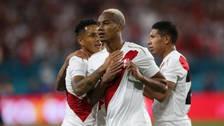 El detalle de la camiseta con la que Perú enfrentará a Francia