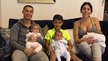¡Atención! Cristiano Ronaldo y Georgina Rodríguez serían padres de nuevo