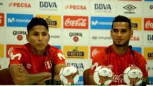 Raúl Ruidíaz y su curiosa respuesta sobre los entrenamientos de la Selección