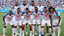 Las lágrimas del capitán de Panamá al escuchar su himno en el Mundial