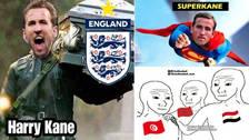 Los memes del triunfo de Inglaterra ante Túnez en Rusia 2018