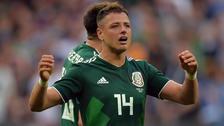 'Chicharito' Hernández adelantó el triunfo ante Alemania en Rusia 2018