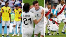 Efecto Rusia: el saldo negativo de los sudamericanos en el Mundial