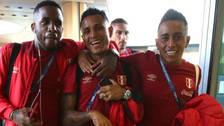 Selección Peruana ya se encuentra en Ekaterimburgo para enfrentar a Francia