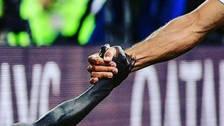 La foto que se viralizó tras el triunfo de Senegal ante Polonia en Rusia 2018