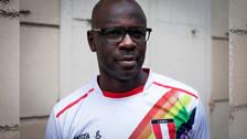 Campeón mundial con Francia se puso la camiseta de la Selección Peruana