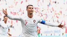 Cristiano Ronaldo logró nuevo récord, es máximo goleador europeo de selecciones
