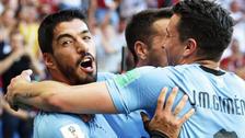 Luis Suárez y los récords que logró tras el gol ante Arabia Saudita