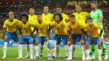Danilo, reemplazo de Alves, será baja de Brasil ante Costa Rica