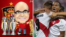 Mister Chip alienta a Australia de cara a la clasificación de Perú
