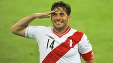 ¡Vamos Perú! Claudio Pizarro calentó la previa al duelo contra Francia