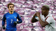 La diferencia económica entre la Selección Peruana y Francia