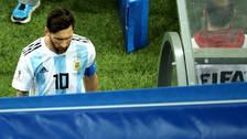 Las duras críticas de la prensa argentina tras la derrota de su selección