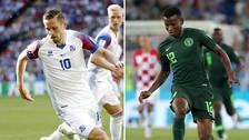 Nigeria vs. Islandia EN VIVO: horario, fecha y canal del partido por el Grupo D