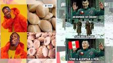 Perú en la mira de los memes previo al duelo ante Francia