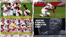 Los mensajes de aliento para la Selección Peruana en redes sociales