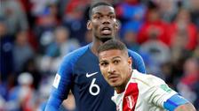 Paul Pogba: Perú tiene jugadores de talla mundial, como Jefferson Farfán