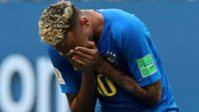 Neymar lloró tras el agónico triunfo de Brasil ante Costa Rica