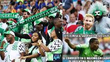 Messi en la mira de los memes tras triunfo de Nigeria ante Islandia