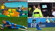 Neymar no se salvó de los memes, pese al triunfo de Brasil ante Costa Rica