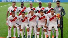 ¿Qué jugadores hicieron trabajos diferenciados en práctica de Perú?