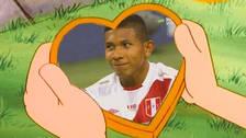 Edison Flores en la mira de los memes tras la amarilla que recibió por error