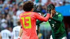 'Memo' Ochoa reveló las aspiraciones de México en Rusia 2018