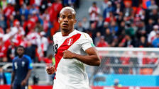 André Carrillo estaría en la mira de importante club de Inglaterra