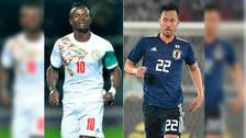 Japón vs. Senegal EN VIVO: horario, fecha y canal del partido por el Grupo H