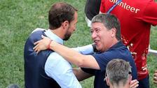 ¿El Bolillo Gómez le pidió al técnico inglés que no le hagan más goles?