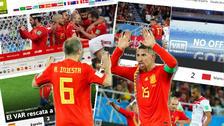 Así reaccionó la prensa mundial tras la clasificación de España