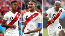 ¿Qué jugadores de la Selección Peruana podrían ser considerados para Qatar 2022?