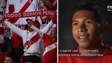 Edison Flores destacó al hincha peruano como uno de los mejores del Mundial