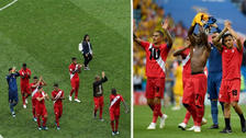 ¡Emotivo! Así se despidió la Selección Peruana de los hinchas en el estadio
