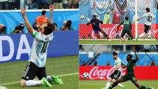 Mira la secuencia del gol de Lionel Messi ante Nigeria