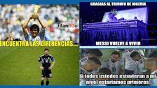 Messi no se salvó de los memes tras la victoria de Argentina a Nigeria