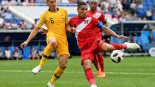 Mira la secuencia del gol de Paolo Guerrero ante Australia